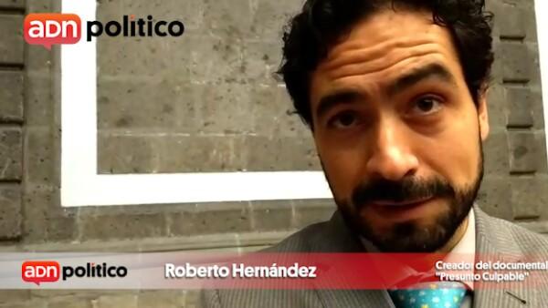 Roberto Hernández_ Entrevista