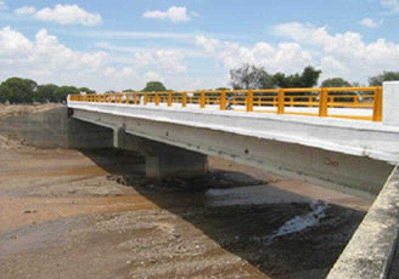 Los gastos en construcción registraron una disminución de 3.7% de enero a noviembre de 2009. (Foto: Cortesía Gobierno de Zacatecas)