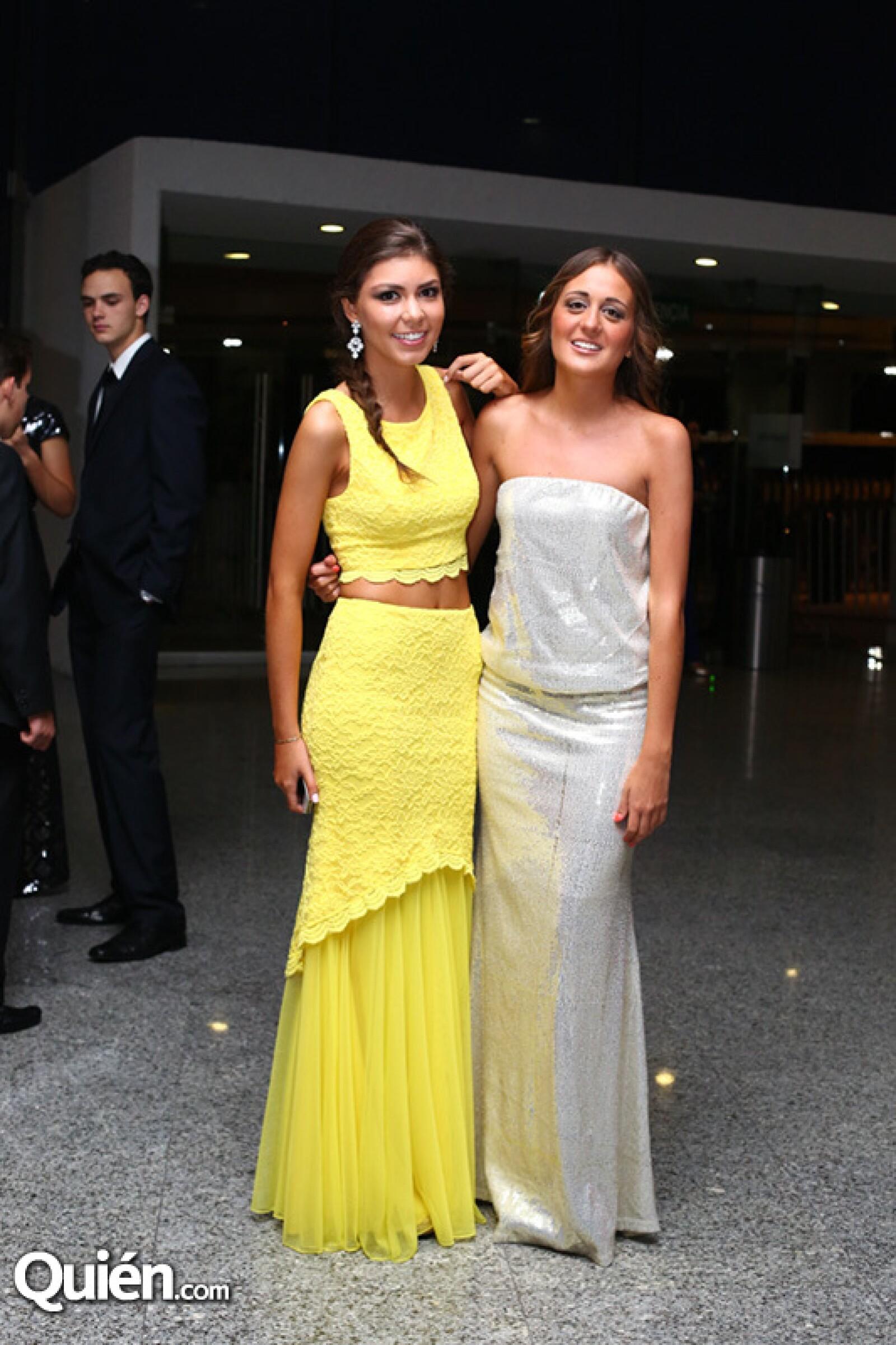 Mercedes Quintanal y Ana Rullan