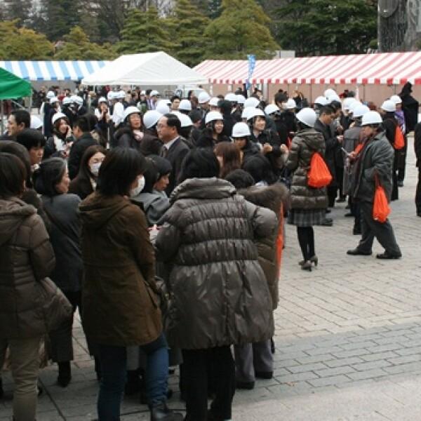 Japón - terremoto 8.9