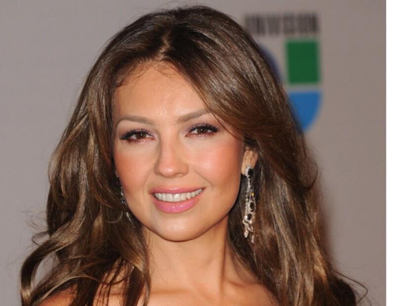La cantante mexicana será reconocida el próximo año en el Paseo de la Fama junto con Jennifer Hudson,  Usher y The Back Street Boys.