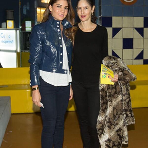Olga Micha,Patricia Ramírez