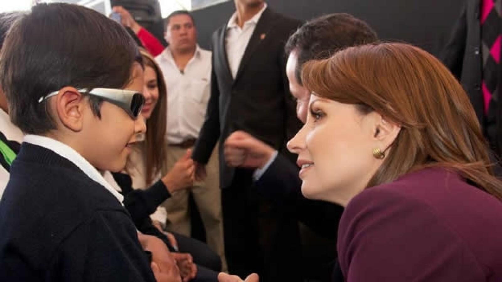 Angelica Rivera edomex Fernando