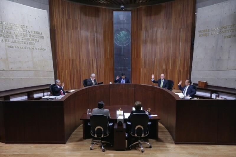 El Tribunal Electoral decidió regresar el registro a los candidatos de Morena en Zacatecas y Durango.