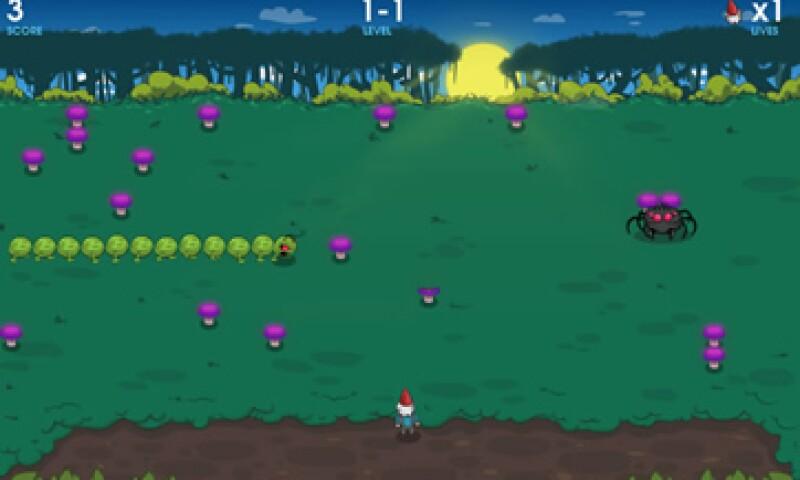 Atari mejorará el juego Centipede para que pueda ser usado sin problemas en dispositivos móviles. (Foto tomada de atari.com)