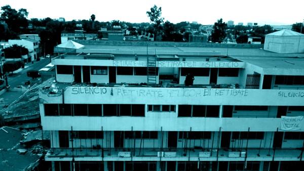 Colegio Rébsamen, un año