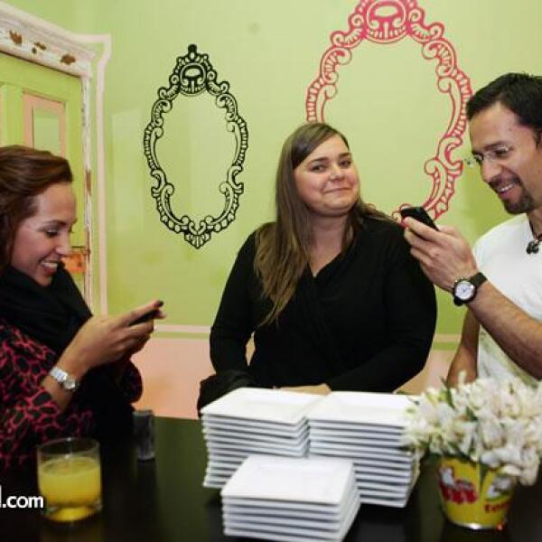 Norma Cendejas,Marlene Lang,Pedro González