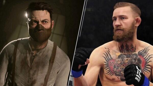'The Inpatient' y 'UFC 3'