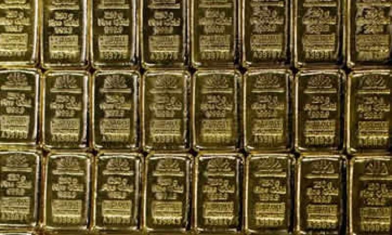 El lingote también alcanzó máximos en euros, libras esterlinas y yenes. (Foto: Reuters)