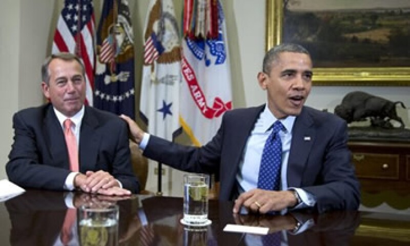 Barack Obama no planeaba una nueva oferta para evitar las alzas de impuestos. (Foto: Getty Images)
