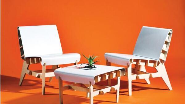 Muebles sustentables