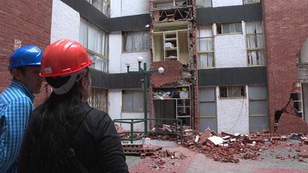 El 44% de los edificios destruidos tras el sismo de 2017 aún no se han demolido