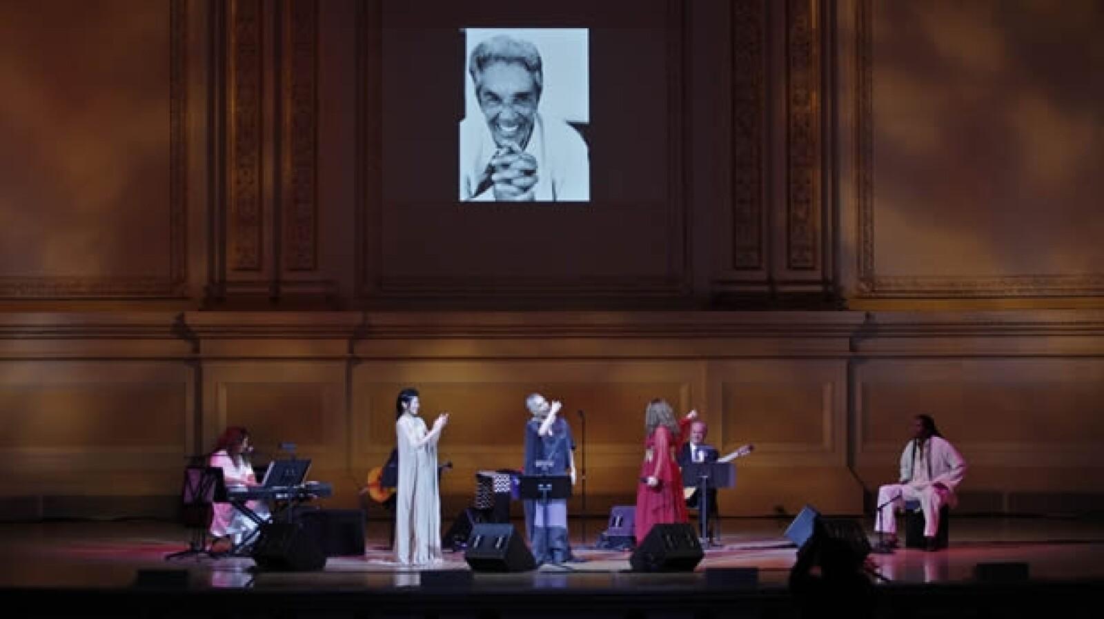 chavela vargas, ely guerra, eugenia leon, tania libertad, homenaje, nueva york, concierto, carnegie hall
