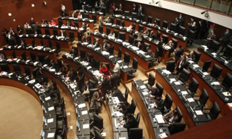Algunos de los legisladores del PAN que se han pronunciado contra la reforma energética son Javier Corral, Ernesto Ruffo Appel y Francisco Búrquez. (Foto: Cuartoscuro)