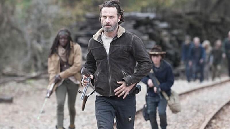 walking dead cuarta temporada