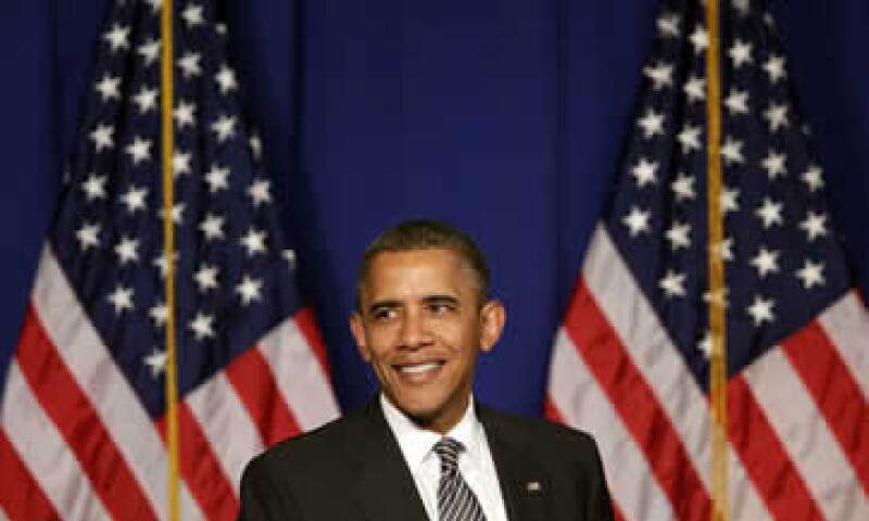 Barack Obama se mantuvo optimista sobre el futuro del país. (Foto: AP)