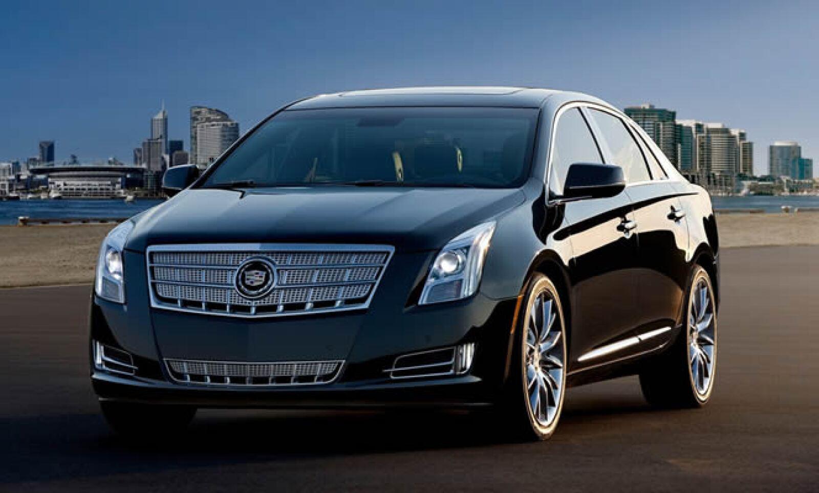 La marca estadounidense presenta este nuevo automóvil en el AutoShow de Los Ángeles.