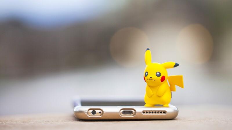 Pokémon en todas partes