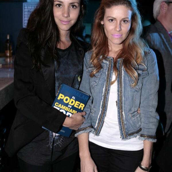 Chantal y Michelle Torres