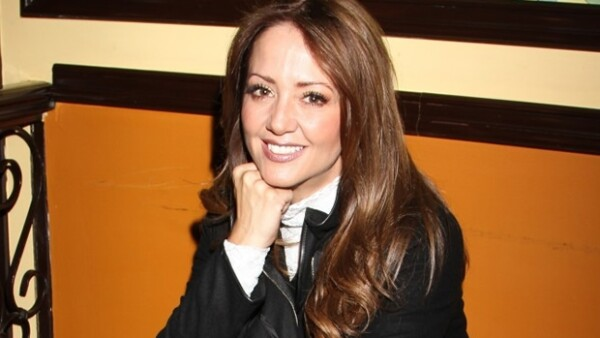 Andrea Legarreta tiene 40 años.