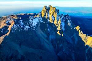 Summit Mt Kenya