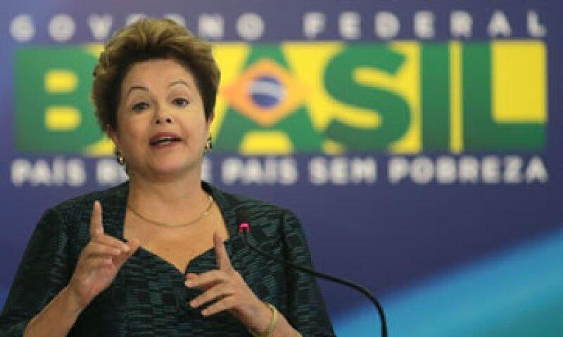 El Gobierno de Dilma Rousseff debe hallar nuevas medidas para reactivar la economía del país sudamericano. (Foto: Reuters)