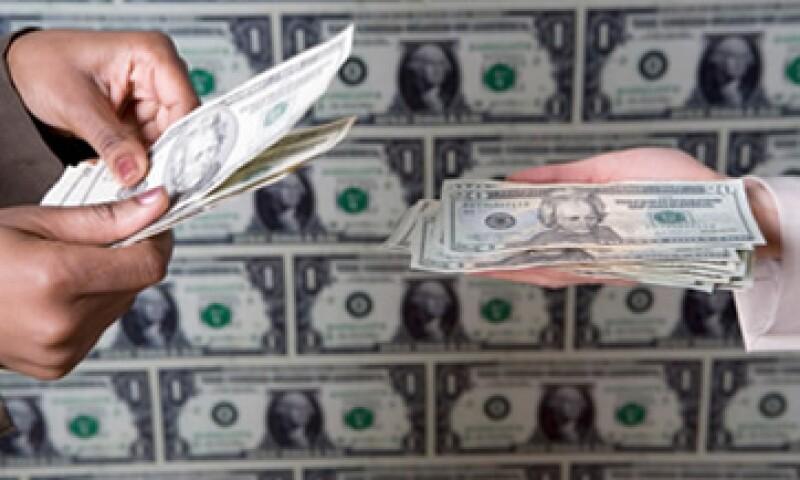 El tipo de cambio podría ubicarse este jueves entre 12.64 y 12.72 pesos, de acuerdo con Banco Base. (Foto: Getty Images)