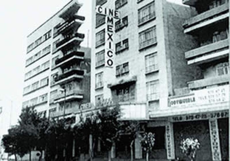 En 1942 el nuevo cine de la Ciudad de México atraía público de todos los estratos sociales. (Foto: Especial)