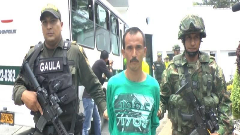 Leandro lider FARC Colombia