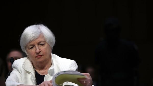 La tasa de la Fed está en un rango de entre 0.25 y 0.50%.