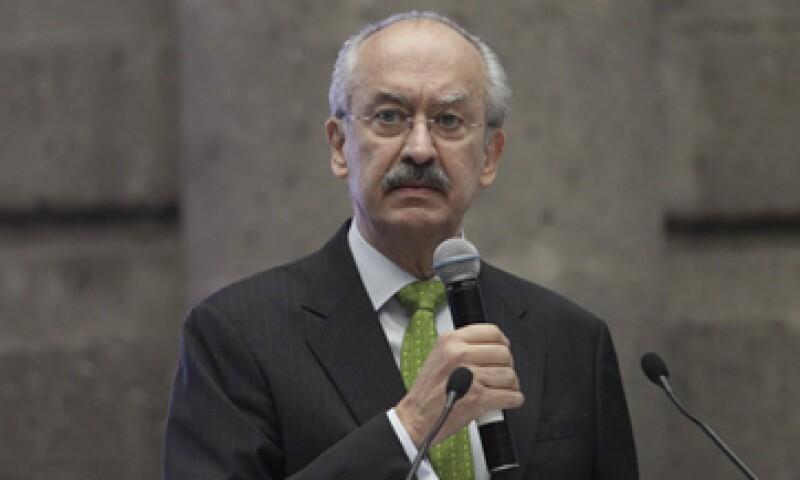 Gil Díaz es presidente de Telefónica México y Centroamérica. (Foto: Cuartoscuro)