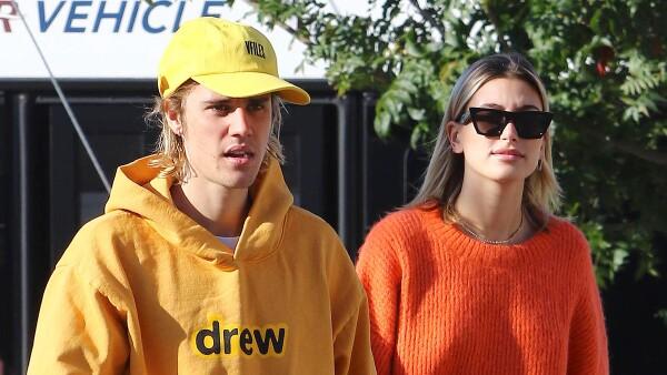 Justin Bieber y Hailey Baldwin comparten romántica foto