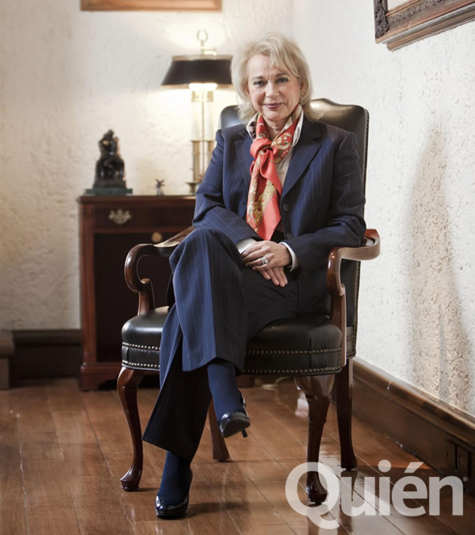 Olga Sánchez Cordero, Ministra de la Suprema Corte de Justicia de la Nación. La ministra más progresista de la Suprema Corte termina su periodo.