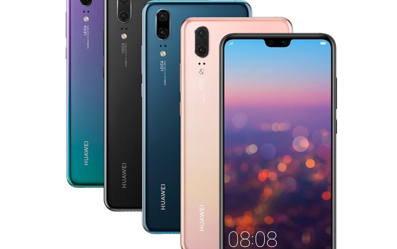Huawei P20 y P20 Pro
