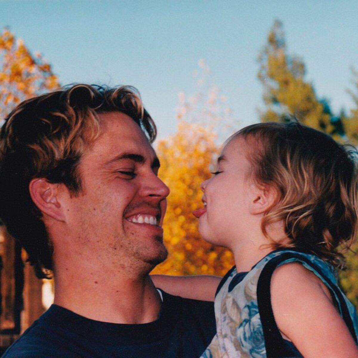 Así es como la hija de Paul Walker ha tomado la muerte de su padre