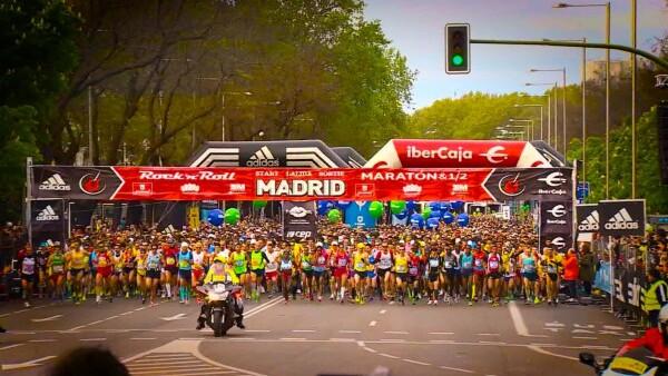 Correr, ¿un deporte costoso y un buen negocio?