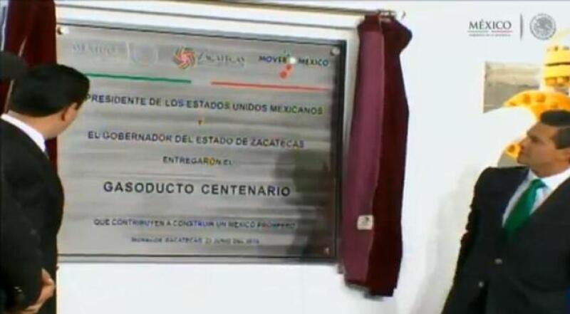 Gasoducto Zacatecas