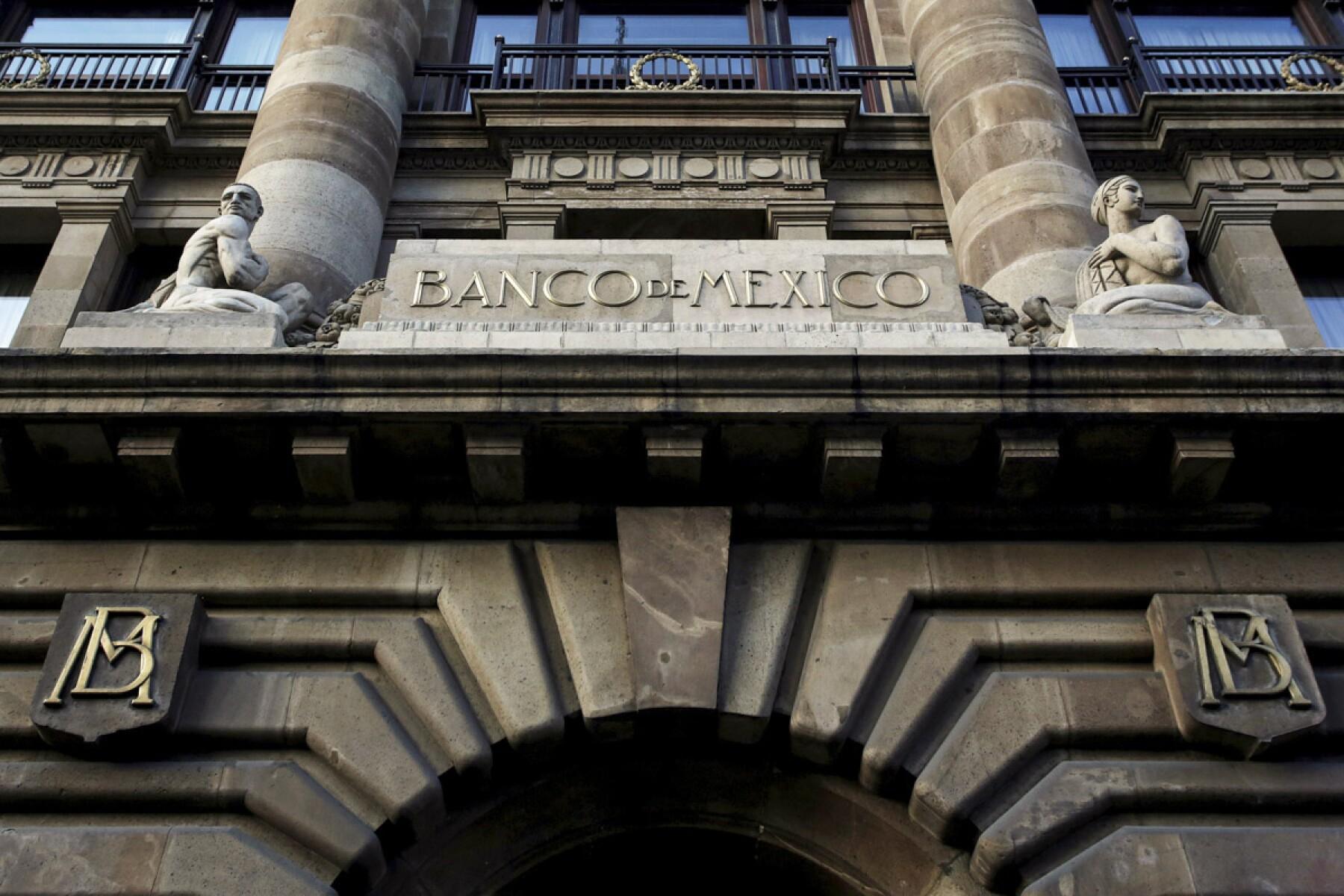 Banxico tasa de referencia