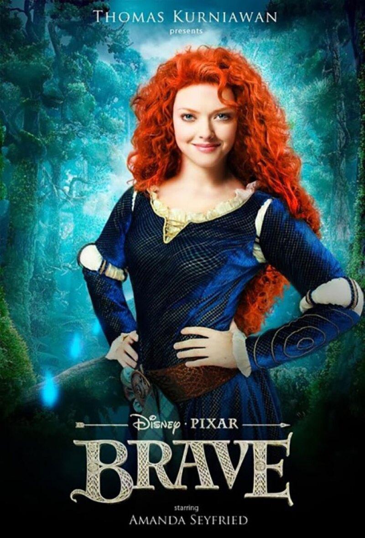 Amanda Seyfried como Brave.