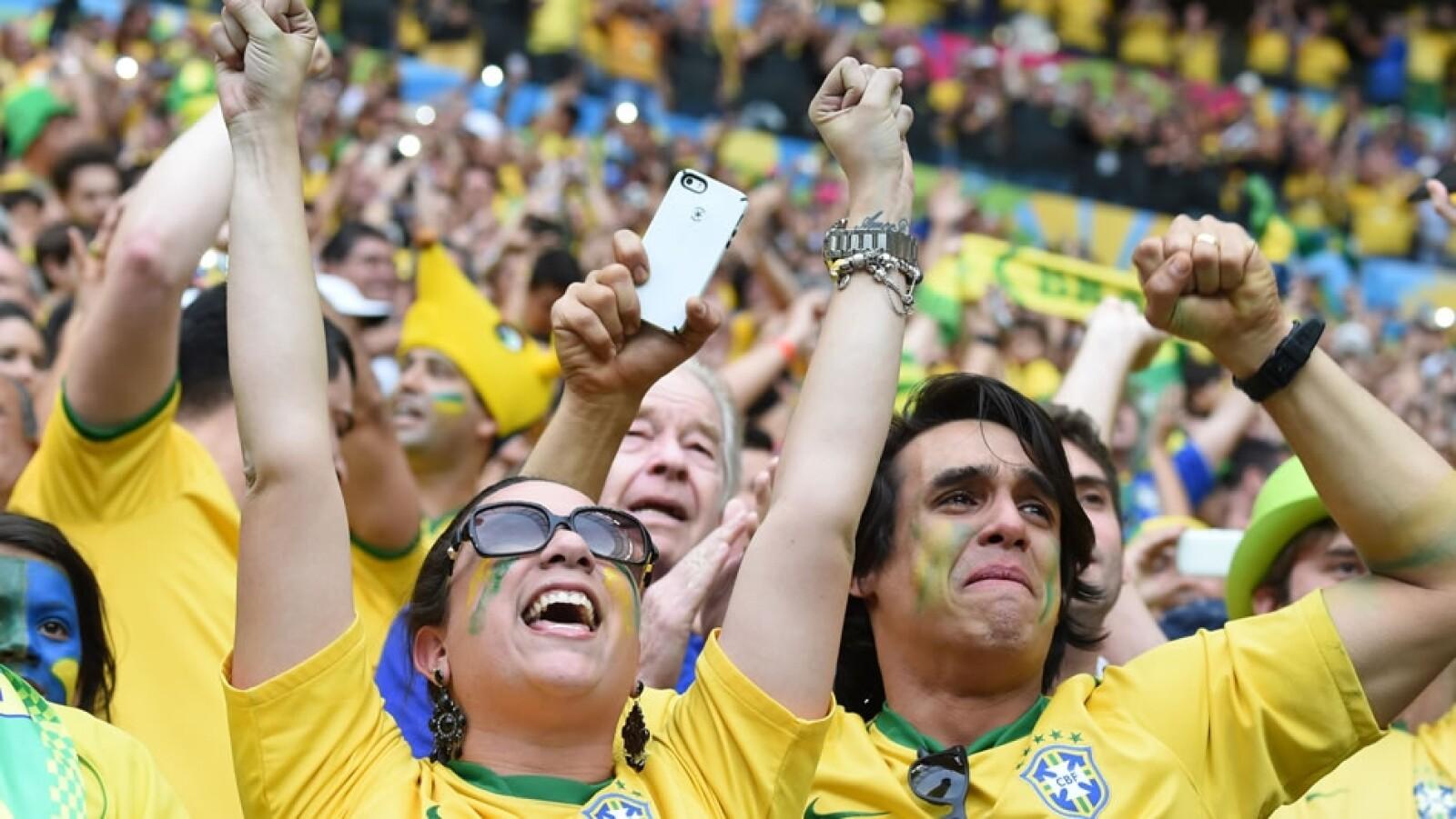 Brasil vs Camerún