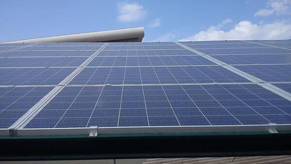 Celdas solares/Hotel