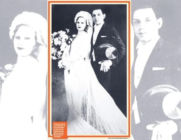 La muerte de su esposa Valentina fue un golpe muy duro para Cantinflas.