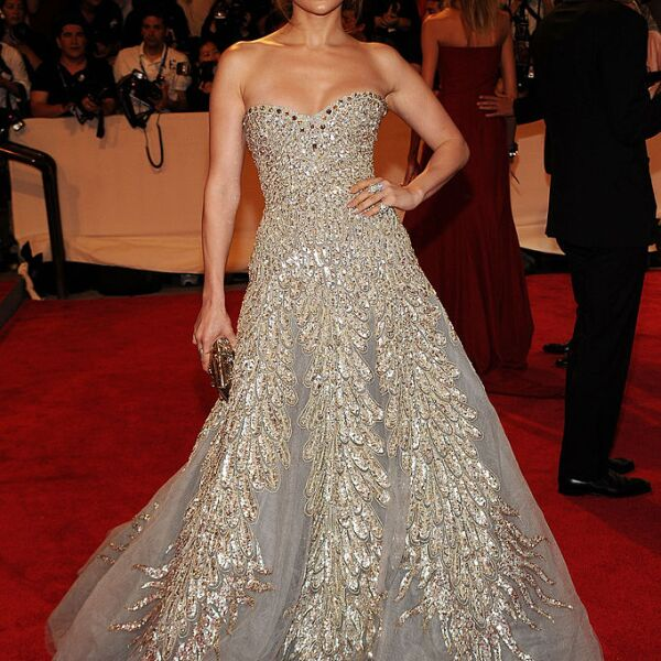 American Woman: Fashioning A National Identity Met Gala - Arrivals