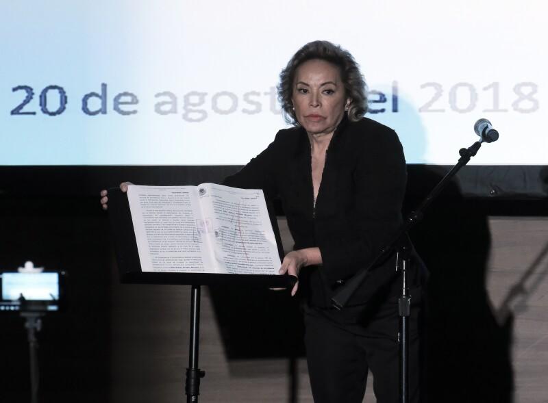 Elba Esther Gordillo herencia SNTE