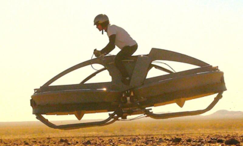 El aero-x fue creado a partir de un proyecto de la NASA de la década de 1950. (Foto: Cortesía de aerofex.com )