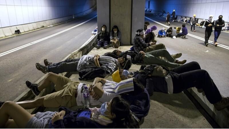 protests en hk
