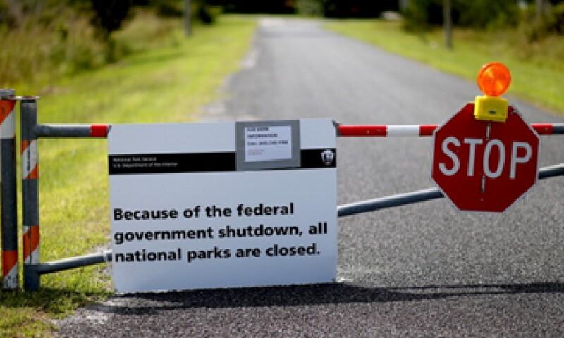 Los golpes al turismo son uno de los factores de costos potenciales para el Gobierno estadounidense. (Foto: Getty Images)