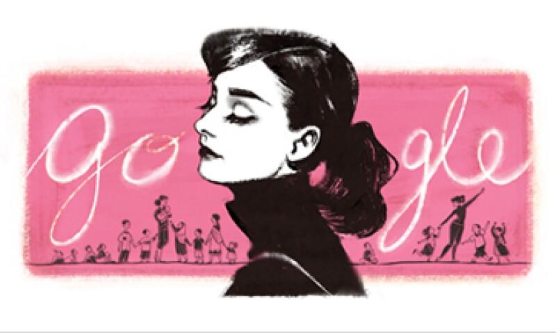 Audrey Hepburn fue descubierta en Broadway con la obra Gigi. (Foto: tomada de google.com)