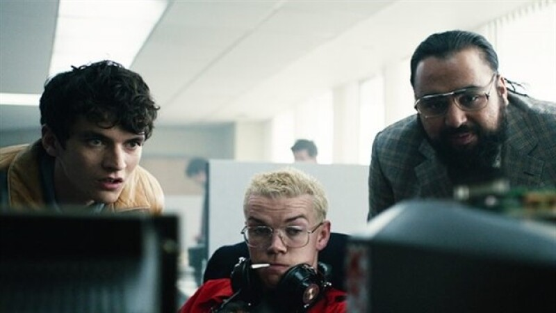 Black Mirror: Bandersnatch.