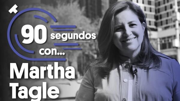 #90SegundosCon... Martha Tagle